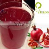 Rich nutrition Organic Pomegranate concentrated juice