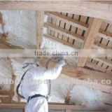 RIGID POLYURETHANE BLEND POLYOLS FOAM SYSTEM FOR SPRAY INSULATION