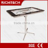 Great function! 46'' interactive screen richtech multi touch table for games etc