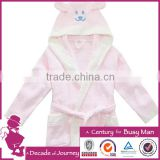 100 TERRY COTTON HOODED BABY BATHROBE BR-22A                                                                         Quality Choice