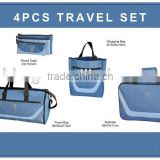 New 4PC Travel Bag Sets