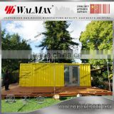 CH-WH079 popular 1 bedroom mobile homes for sale made in china