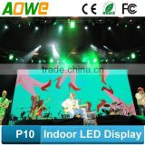 High resolution P10 Led dj club light curtain display screen video flexible led curtain for stage backdrops