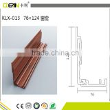 china factory High Quality PVC Profiles for PVC window and door used