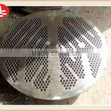 carbon steel forged flange best price bimetallic tube sheet