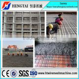 Low Cost High Speed Automatic Wire Mesh Panel Fence Machine/Reinforcing Welding Mesh Machine
