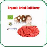 100% Natural Organic Certified Organic Goji Berry Powder, Organic goji berry Freezed dried powder