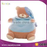 CE Wholesale Baby Safety Bear Chair Custom Soft Plush Toys Animal Sofa