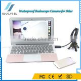 7mm Lens 6 LED USB IP66 Waterproof Pipe Inspection Camera 10m for iMac Laptop