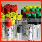 Disposable bd vacutainer with stopper medical rubber