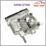 Auto Spare Parts Throttle Body 22030-0T100 for Toyota