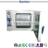 cheap price digital display cold-rolled steel plate small vacuum drying oven lab machine 20L Kenton DZF series