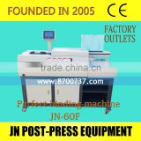 60F A3 High Speed Semi Auto A3 Perfect Hot Glue Book Binder Binding Machine