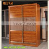 2016 New bedroom furniture mordern Wardrobe, factory outlet.