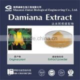 Natural plant extract Turnera Aphrodisiaca/Damiana Extract