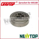 chainsaw rim sprocket for MS180