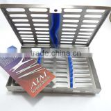 Dental Scalers Sterilizing Tray