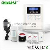 Alarm GSM for home alarm anti-thief support IPHONE SYSTEM & ANDROID APP control PST-PG992CQ