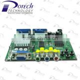 American game accessories CGA to VGA converter board 2 VGA output