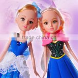 Best Gift High Quality Educational Toys Doll Baby Beautiful Princess For Children