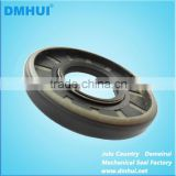 hydraulic oil pump driving device housing rubber seal