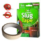 ATS6023 Aaron Serrated Copper Slug Tape Stops Slugs and Snails in their Tracksid of Snails