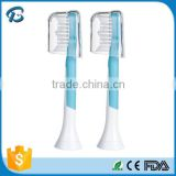 BPA-free and eco-friendly PP,ABS,304 stainless child electric HX6044 for Philips adult tooth brush head