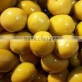 Manzanilla Pitted Green Olives