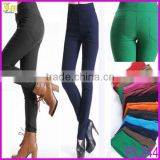 Fashion Women High Waist Pants Stretch Sexy Pencil Pants Classic Slim Fit Funky Skinny Jeans