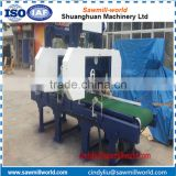 Best quality multiple heads wood sawing machine with competitive price