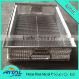 Iron Metal Type and Eco-Friendly,Stocked Feature wire basket