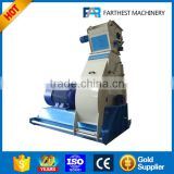 Electric Siemens Motor Corn Grinding Machine For Animal Feeds