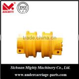 high quality construction machinery parts track roller and top roller price