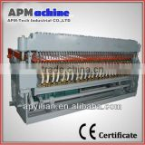 automatic animal cages welding mesh machine