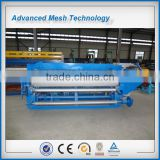 CNC electric welded wire mesh machines for construction mesh in roll mesh with all auxiliary equipment