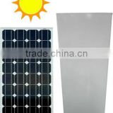 210L Solar Powered Household Double-door DC Compressor Upright Fridge