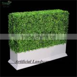 SAS016014 Artificial Hedge Panel UV Protect PE Boxwood Mat