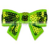 Wholesale Sequin Bow Tie Shiny Christmas Bow-Tie Decorative Bow Tie Straps