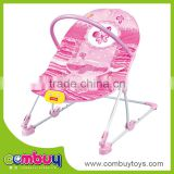 Best selling lovely shake music baby rocking chair