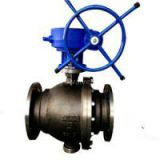Titanium Trunnion Ball Valve