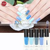 Manufacturers Bling-bling Shine Glitter Color Non Toxic Peel Off Kids Nail Polish Set