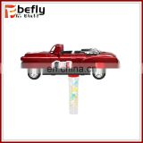 Hot sale plastic toy friction car with candy