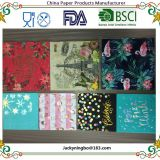 FDA LFGB 2ply 10x10 inch Party Decorative Paper Napkins Color Printed Linen-Like Color In Depth Printed Dinner Napkin