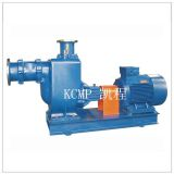 ZW Self priming non-clogging raw sewage water pump
