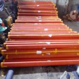 orange pp tarpaulin rolls