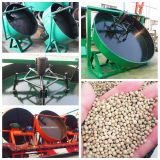 Ball shape Organic and compound fertilizer pellet granulator granulating machine pan granulator