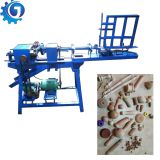 Small wooden ball making machine Round wooden ball polishing machine Bead cushion making machine