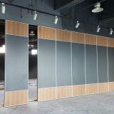 85 mm Thickness Sliding Panel Movable Partition Walls For Banquet Hall