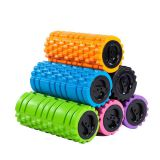 Yoga Foam Roller with Cpas, best for Body Relief
