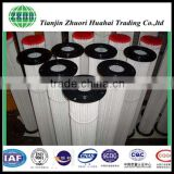 factory professional provide plasma cutting, laser welding dust removal filter folding filter cartridge